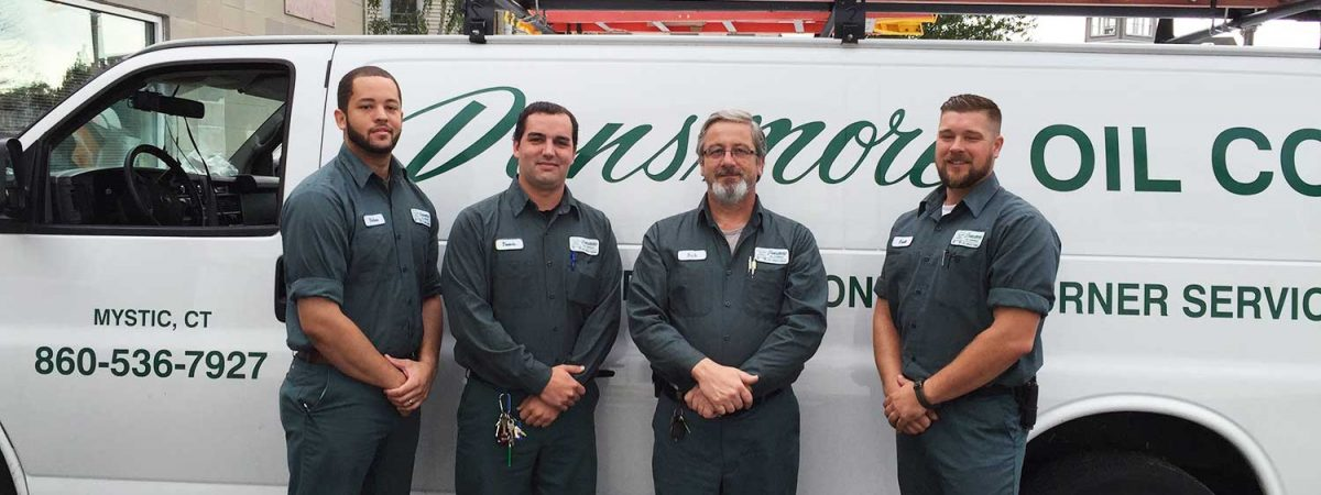 Densmore Oil heating and A/C service